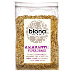 Biona Organic Amaranth - Roots Fruits & Flowers Glasgow