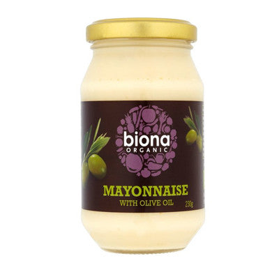 Biona Organic Mayonnaise - Roots Fruits & Flowers Glasgow