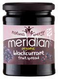 Meridian Organic Blackcurrant Fruit Spread