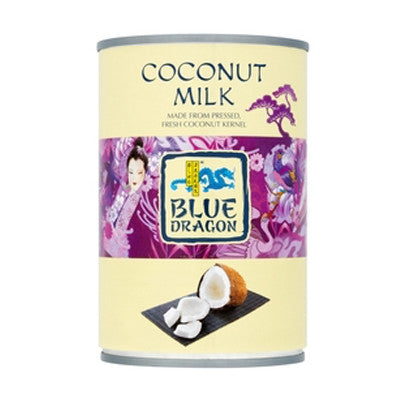 Blue Dragon Coconut Milk - Roots Fruits & Flowers Glasgow