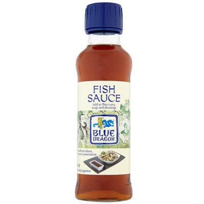 Blue Dragon Fish Sauce - Roots Fruits & Flowers Glasgow