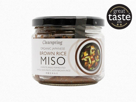 Clearspring Organic Brown Rice Miso