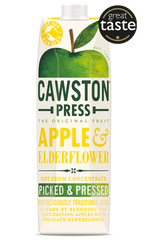 Cawston Press Apple & Elderflower - Roots Fruits & Flowers Glasgow