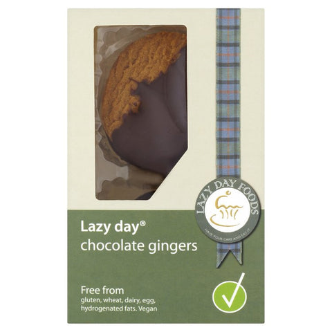 Lazy Day 'Free From' Chocolate Gingers