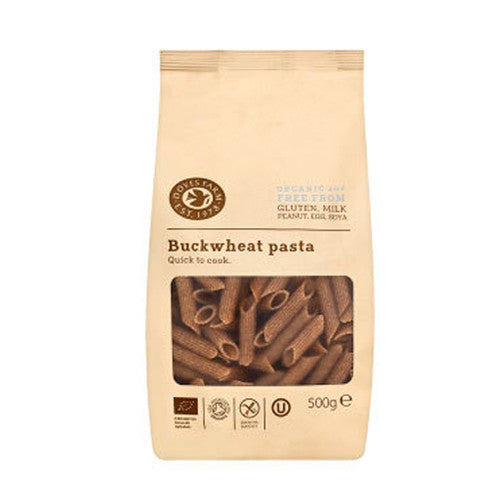 Doves Farm Buckwheat Pasta - Roots Fruits & Flowers Glasgow