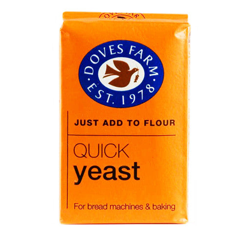 Doves Farm Quick Yeast - Roots Fruits & Flowers Glasgow