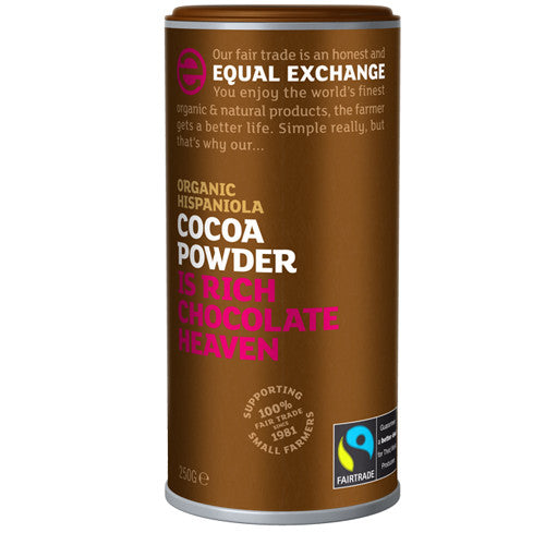 Equal Exchange Organic Cocoa - Roots Fruits & Flowers Glasgow