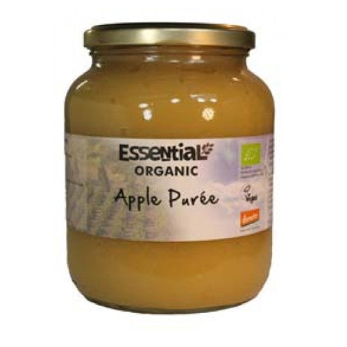 Essential Organic Apple Purée - Roots Fruits & Flowers Glasgow