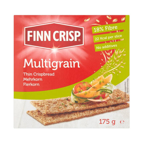 Finn Crisp Multigrain Thin Crispbread - Roots Fruits & Flowers Glasgow