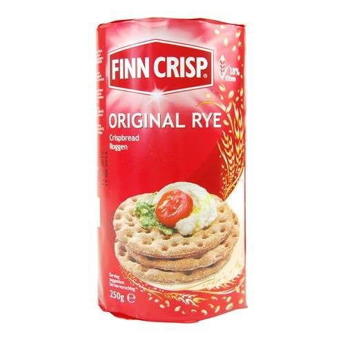Finn Crisp Original Rye Crispbread - Roots Fruits & Flowers Glasgow