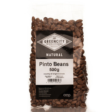 GreenCity Pinto Beans - Roots Fruits & Flowers Glasgow