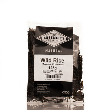 GreenCity Wild Rice - Roots Fruits & Flowers Glasgow