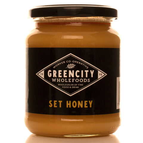 Greencity Set Honey - Roots Fruits & Flowers Glasgow