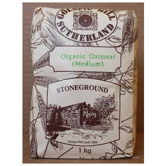 Golspie Mill Medium Oatmeal