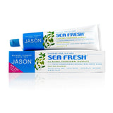 Jason Seafresh Fluoride Free Toothpaste - Roots Fruits & Flowers Glasgow
