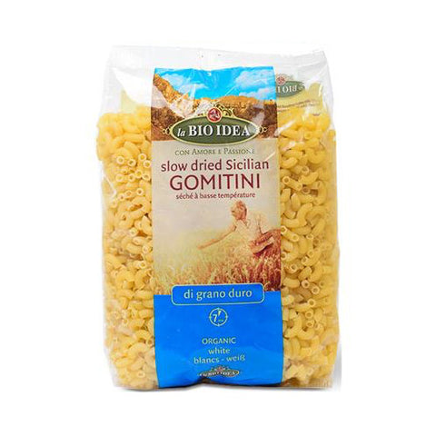 La Bio Idea Organic White Gomitini - Roots Fruits & Flowers Glasgow