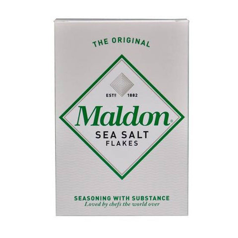 Maldon Sea Salt Flakes - Roots Fruits & Flowers Glasgow
