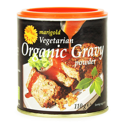 Marigold Organic Vegetarian Gravy - Roots Fruits & Flowers Glasgow
