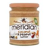 Meridian Coconut & Peanut Butter - Roots Fruits & Flowers Glasgow