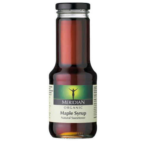Meridian Organic Maple Syrup - Roots Fruits & Flowers Glasgow
