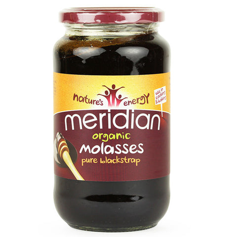 Meridian Organic Molasses 740g - Roots Fruits & Flowers Glasgow