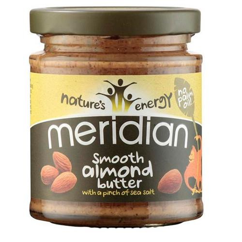 Meridian Smooth Almond Butter 170g