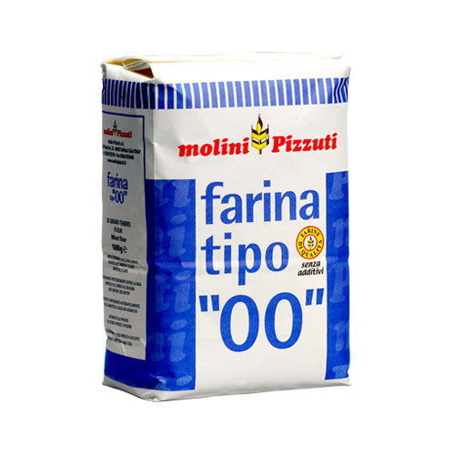 "Molini Pizzuti Farina Tipo ""00"" Flour - Roots Fruits & Flowers Glasgow"