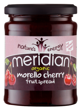 Meridian Organic Morello Cherry Fruit Spread