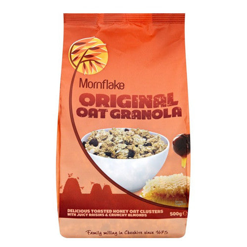 Mornflake Original Oat Granola - Roots Fruits & Flowers Glasgow