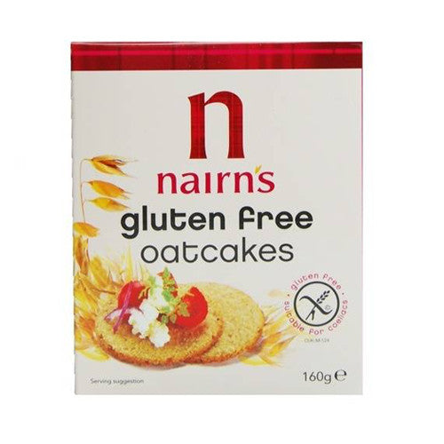 Nairn's Gluten Free Oatcakes - Roots Fruits & Flowers Glasgow
