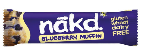 Nakd Blueberry Muffin Bar