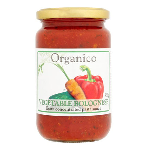 Organico Vegetable Bolognese Pasta Sauce - Roots Fruits & Flowers Glasgow