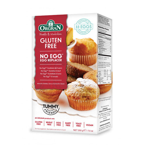 Orgran Gluten Free No Egg Egg Replacer - Roots Fruits & Flowers Glasgow