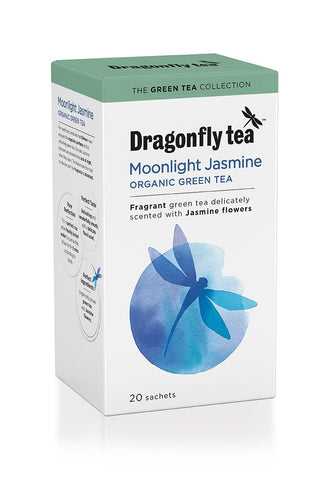 Dragonfly Moonlight Jasmine Green Tea