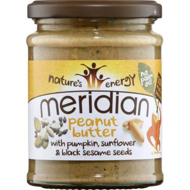 Meridian Peanut Butter with Seeds