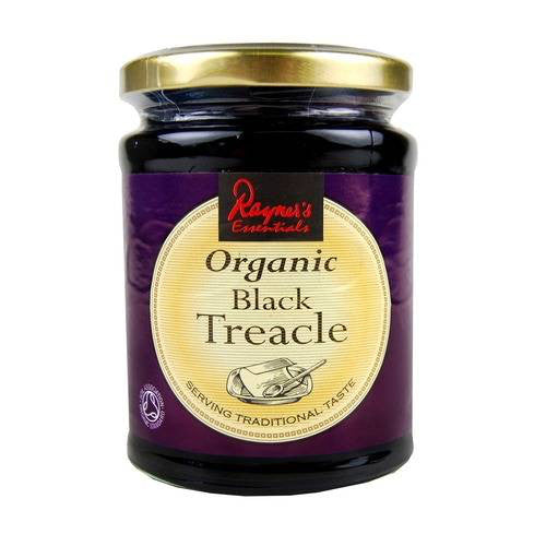 Rayner's Organic Black Treacle - Roots Fruits & Flowers Glasgow