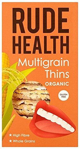 Rude Health Multigrain Thins - Roots Fruits & Flowers Glasgow