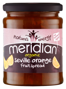 Meridian Organic Seville Orange Fruit Spread
