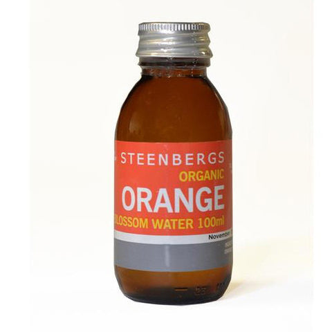 Steenbergs Organic Orange Blossom Water - Roots Fruits & Flowers Glasgow