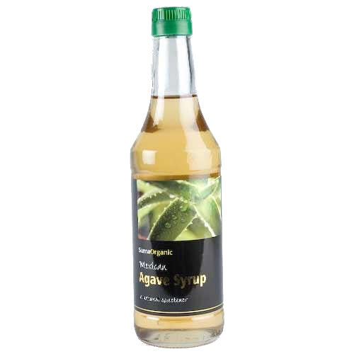 Suma Organic Agave Syrup - Roots Fruits & Flowers Glasgow