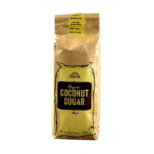 Suma Organic Coconut Sugar - Roots Fruits & Flowers Glasgow
