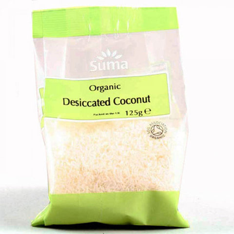 Suma Organic Desiccated Coconut - Roots Fruits & Flowers Glasgow