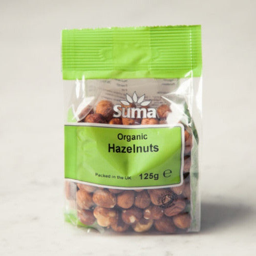Suma Organic Hazelnuts - Roots Fruits & Flowers Glasgow