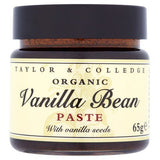 Taylor & Colledge Organic Vanilla Bean Paste - Roots Fruits & Flowers Glasgow