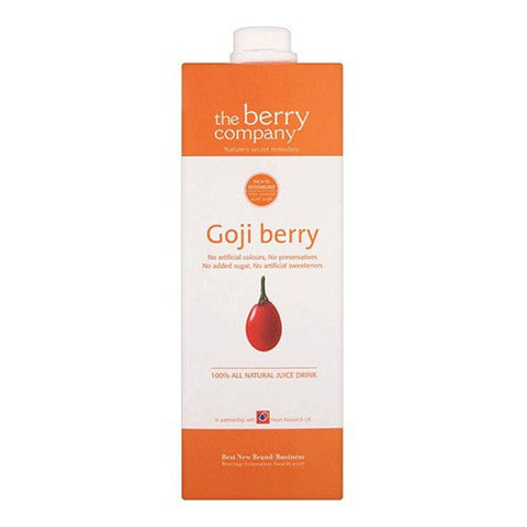 The Berry Company Goji Berry Juice - Roots Fruits & Flowers Glasgow