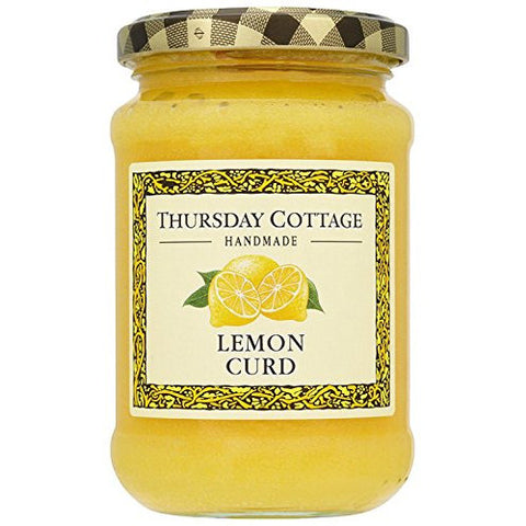 Thursday Cottage Lemon Curd - Roots Fruits & Flowers Glasgow