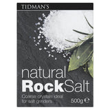 Tidman's Natural Rock Salt - Roots Fruits & Flowers Glasgow