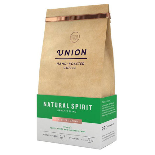 Union Natural Spirit Organic Blend - Roots Fruits & Flowers Glasgow
