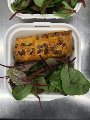 Vegan Sausage Roll | Roots Lunchbox