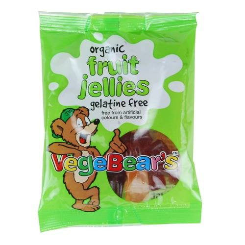 VegeBear's Organic Fruit Jellies - Roots Fruits & Flowers Glasgow